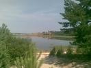 Вид с лысой горы на пруды с Карпом