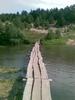 Мост через речку Пара
