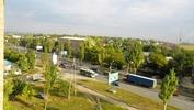 Вид с балкона дядькиной квартиры на Луганск