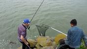 Поймалась Рыбка.